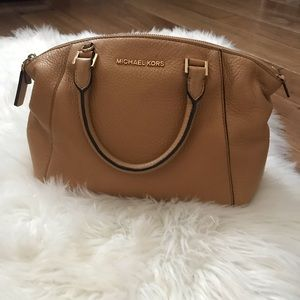 Michael Kors Riley Satchel